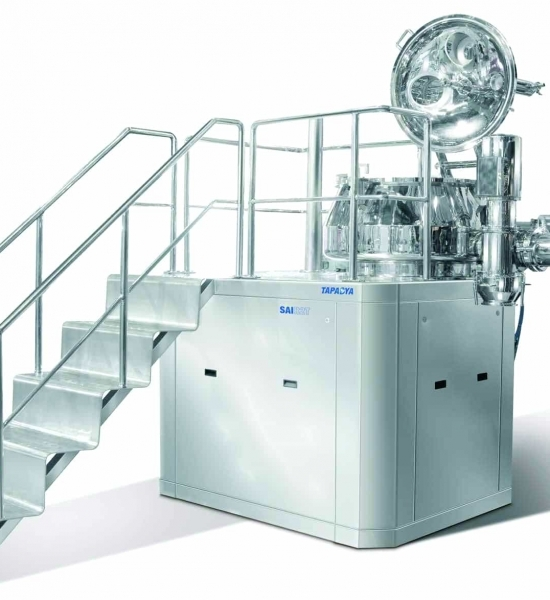Pharmaceutical Industry Equipment - Tapasyaglobal