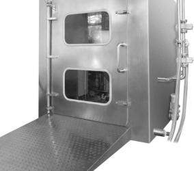 Bin Wash System
