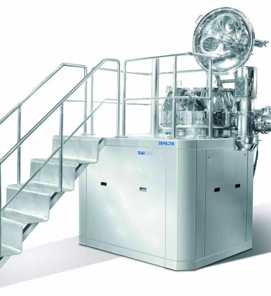 High Shear Mixer Granulator - R2T - Tapasya