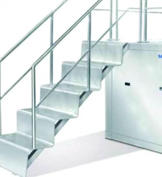 High Shear Mixer Granulator - R2t-Ladder