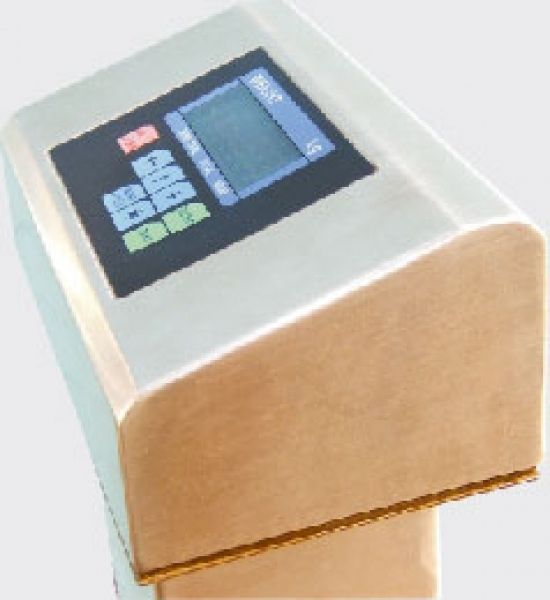 pallet weighing system detail 2