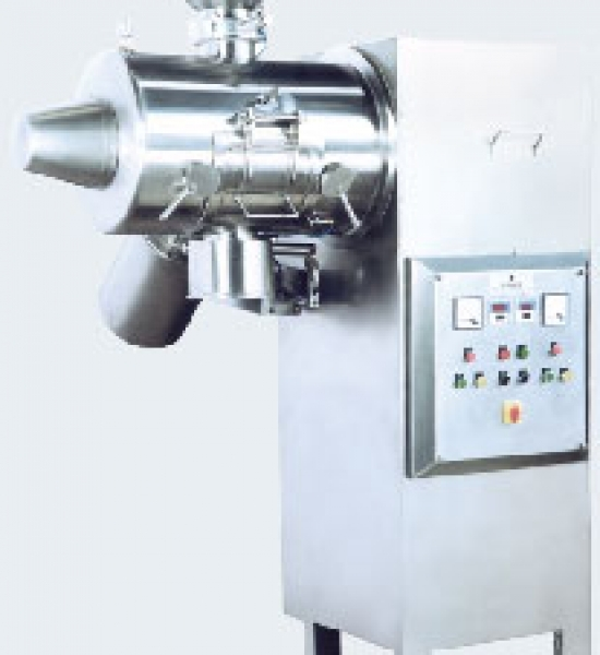 plough shear mixer detail 6