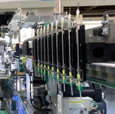 Wing Needle Assembly Machinery